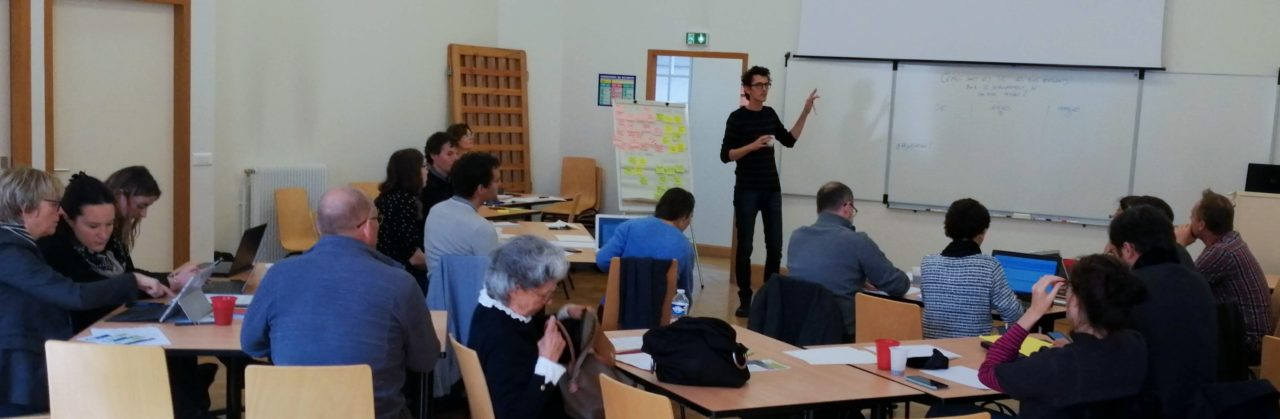 Stakeholder meeting in France