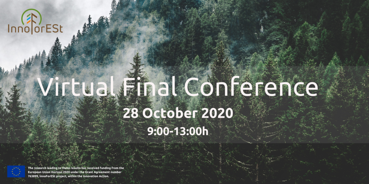 InnoForESt final conference