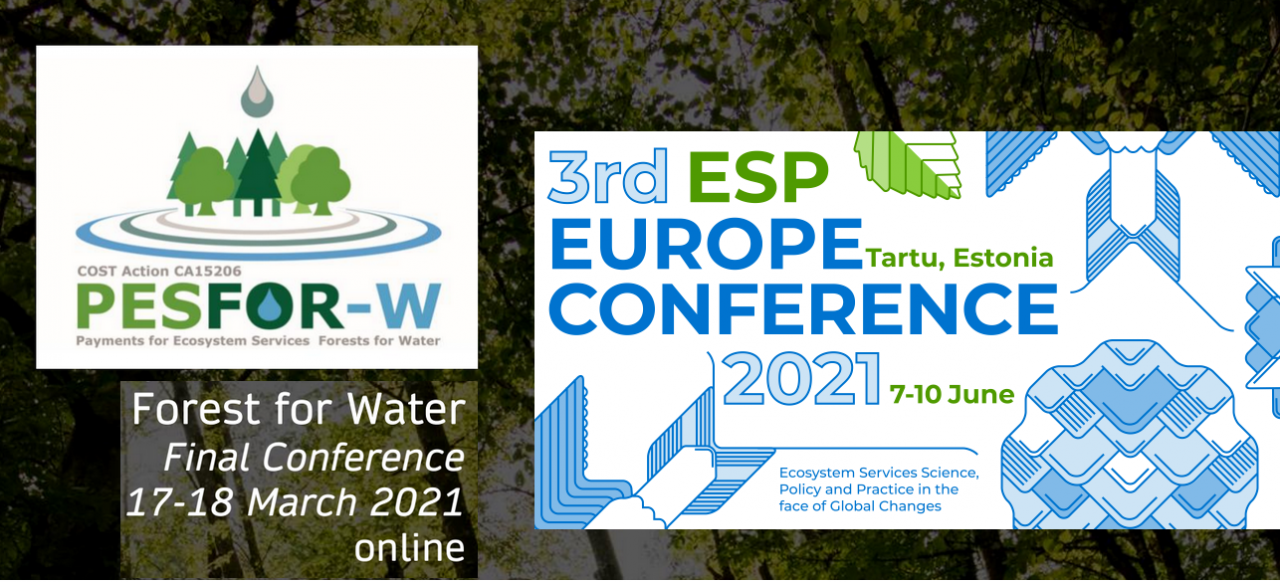 PESFOR-W and ESP conference